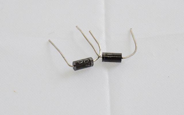 Arduino-díodo rectificador